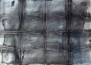 Tinta xinesa sobre paper cuxé, 50x70 cm, 2018