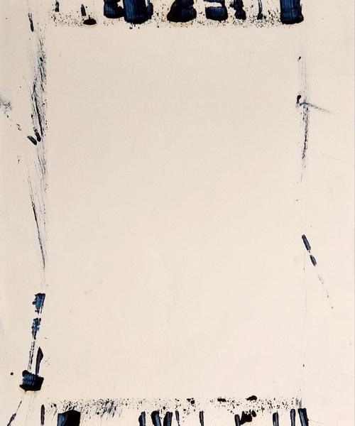 Oli sobre paper, 40x30 cm., 2019