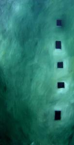 oli sobre fusta, 90×170 cm., 2005