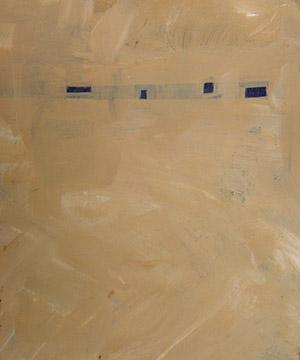 tremp de cola sobre cartró, 30×24 cm., 2005