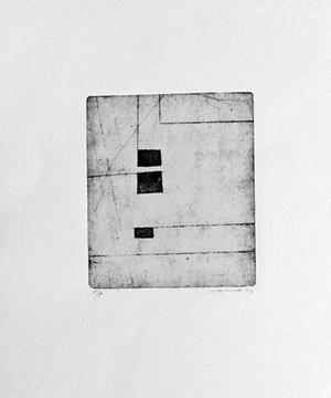 gravat, 15×20 cm., 2004