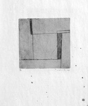 gravat, 20×20 cm., 2004