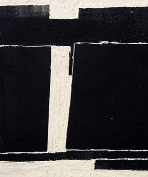 monotípia i esgrafiat sobre cartró, 35×50 cm., 2004