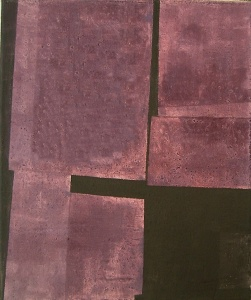 tremp de cola sobre tela, 55×46 cm., 2004