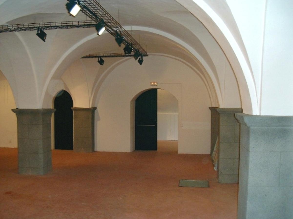 Centre Cultural Calisay – Sala d'exposicions