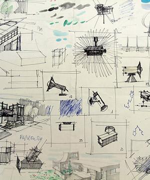 Cròquis arquitectura