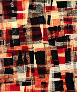 gravat 7.5×10.4 cm., 2004