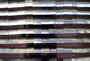 planxa metàl·lica, 31×45, 2006