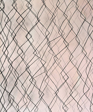 gravat, grafit i aquarel·la, 42×29.7 cm., 2006