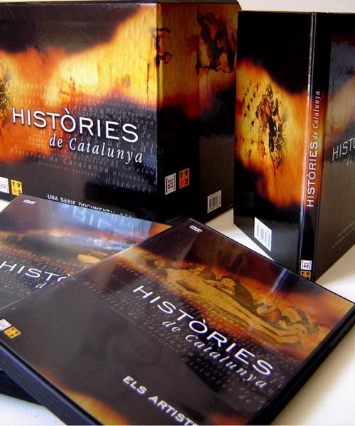 TV3/HISTÒRIES DE CATALUNYA