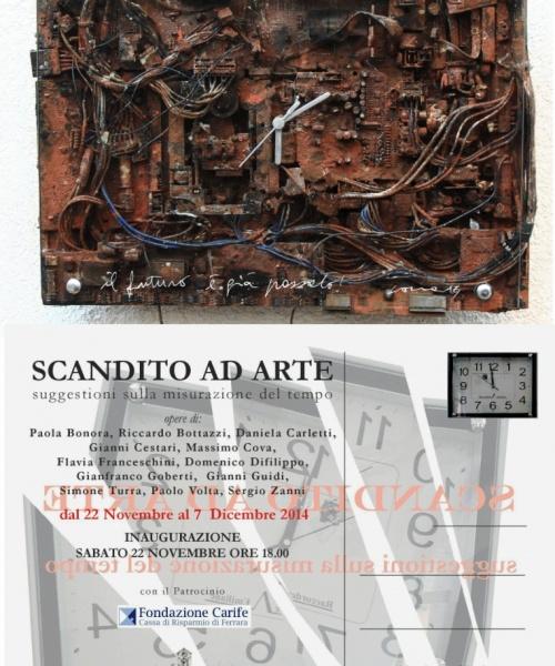 """""""SCANDITO AD ARTE"""" – FERRARA – 2015"""