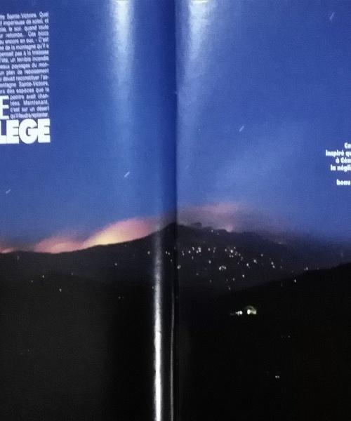 Paris Match del 14/09/1989 clama al sacrilegi!
