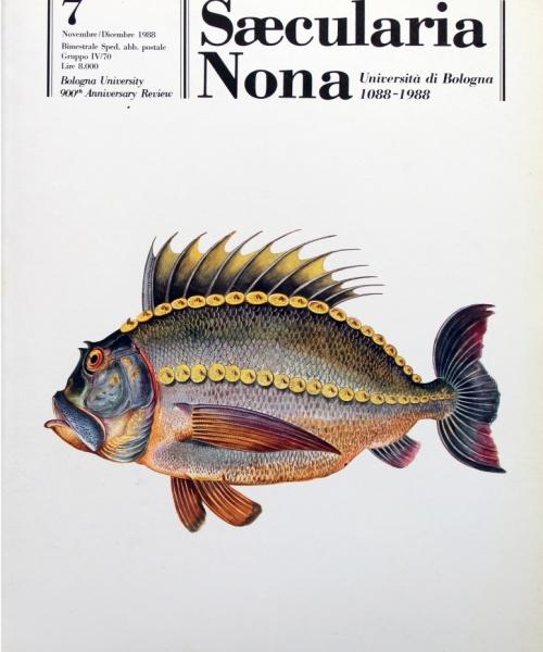 SAECULARIA NONA