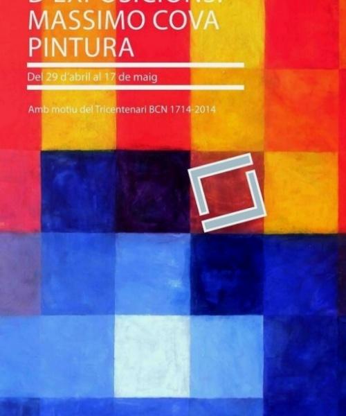 """""""EN DIRECTE – RASTRES PICTÒRICS D'INFORMACIÓ"""" – BARCELONA – 2014"""
