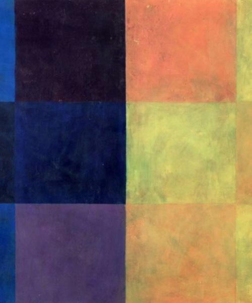 Novena simfonia, Tremp de cera sobre fusta, 67x97 cm., 2013
