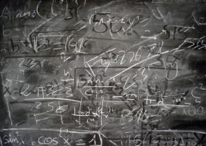 Capes de coneixement 2, acrílic i guix sobre paper, 70×100 cm., 2009