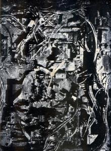 Post-Technology Daguerrotype, sèrie Il Futuro è già Passato, fotografia al daguerrotip, 9x12 cm., 2014