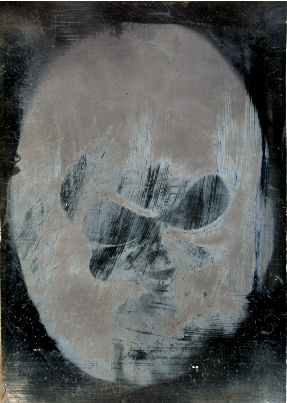 Ufo Daguerrotype